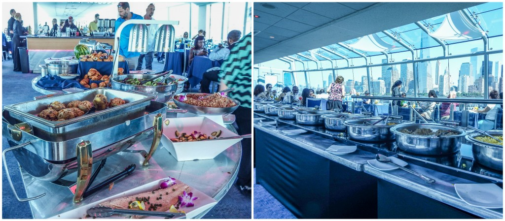 Brunch cruising with Hornblower New York