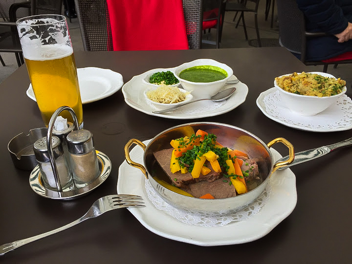 Food in Vienna, Austria
