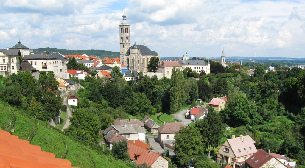 Kutná Hora, Czech Republic - one of the new places I'll be visiting in 2016.