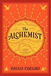 The Alchemist by Paulo Coelho is perfect for travel lovers.