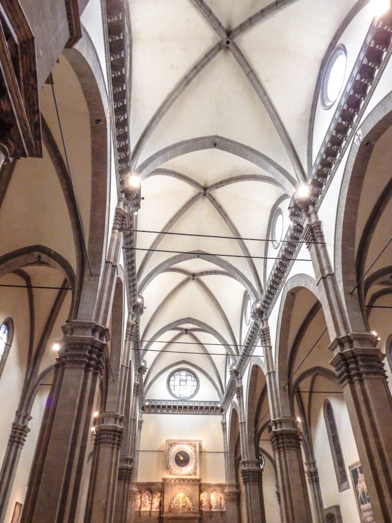 Day Two of 2 days in Florence, Italy // Inside the Duomo/Cathedral of Santa Maria del Fiore