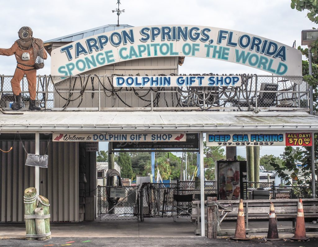 Tarpon Spring, Florida: Sponge capital of the world